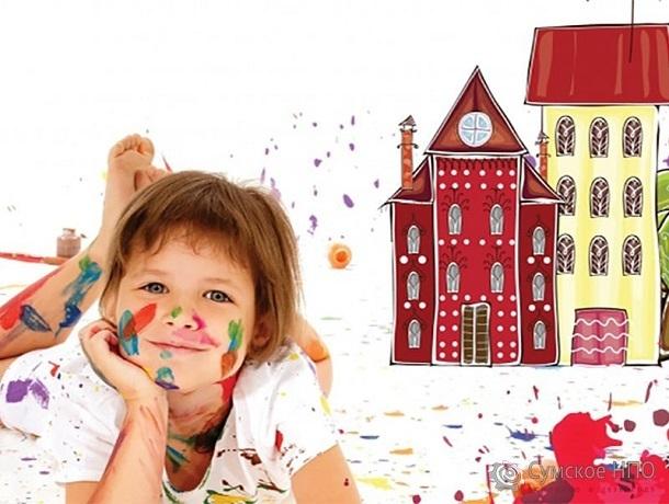 Детские рисунки города будущего появятся на остановках Ставрополя
