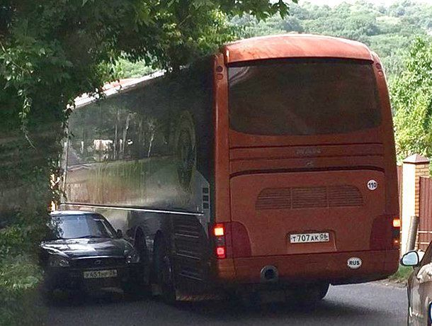 Футбольная команда изИнгушетии угодила в трагедию вСтаврополе