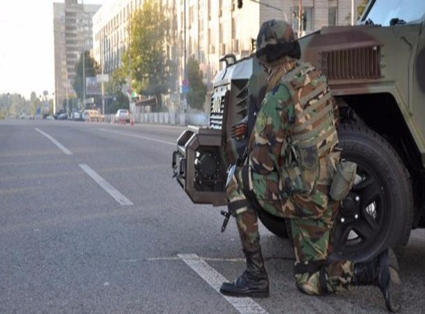 ВСтаврополе 6апреля будут слышны выстрелы ивзрывы