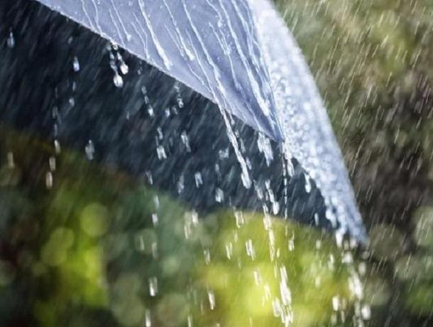 Затяжные дожди и теплая погода ждут жителей Ставрополя в пятницу