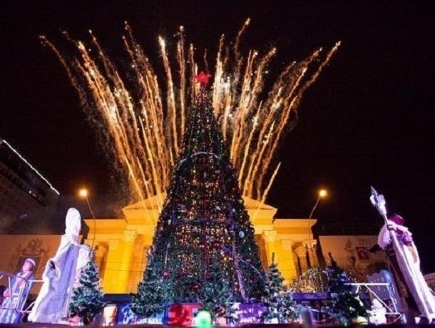 Расписание самых ярких новогодних торжеств в Ставрополе