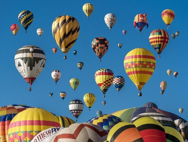 В Железноводске пройдет фестиваль воздушных шаров