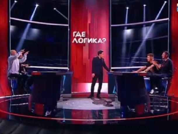 В программе «Где логика» выиграли ставропольские юмористы Comedy Club Игорь Чехов и Михаил Кукота