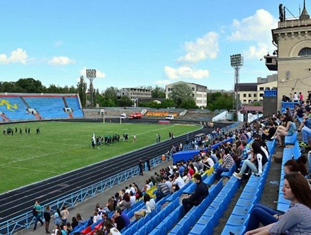 Власти пообещали закончить масштабный ремонт стадиона «Динамо» в Ставрополе весной