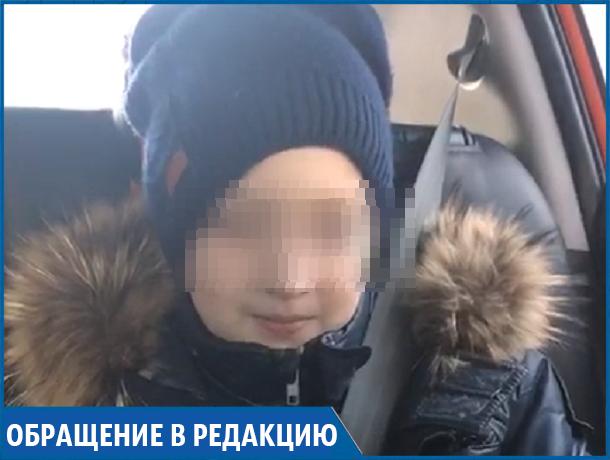 «Было очень страшно»: мальчик рассказал, как его покусала бездомная собака возле школы на Ставрополье