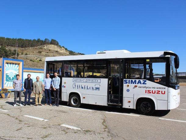 Супертехнологичный автобус стартует в Кисловодске с 17 октября
