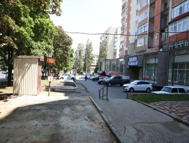 В Ставрополе появятся новые зоны отдыха на месте снесенных ларьков