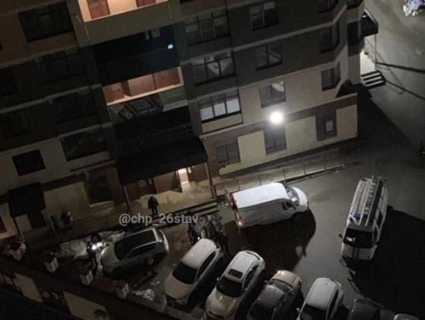 Мужчина выпал с 21 этажа и разбился насмерть в Ставрополе