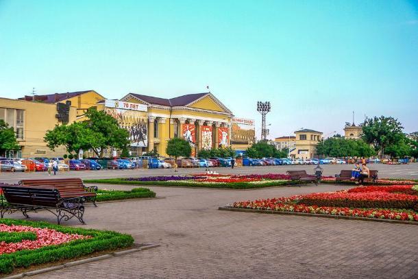 Календарь: 242 года назад была основана Ставропольская крепость