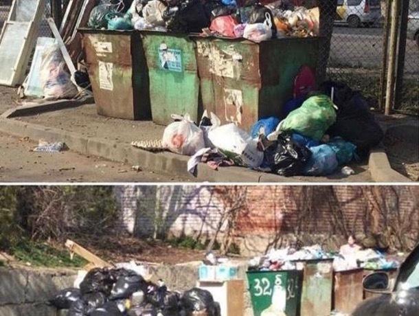 Руководители компании, не вывозящей мусор в Пятигорске, могут отправится в тюрьму на 2 года