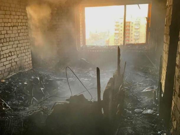 В Ставрополе оказывают помощь жильцам квартир пострадавшим в пожаре на Доваторцев
