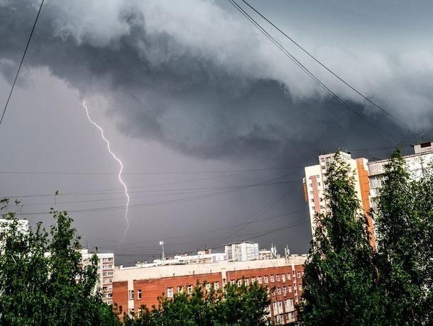 НаСтаврополье с29июня объявлено штормовое предупреждение