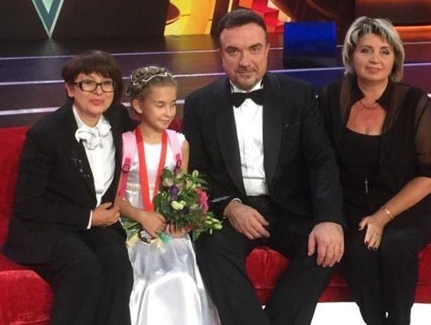 9-летняя ставропольчанка сыграла с Сергеем Жилиным в шоу «Лучше всех!»