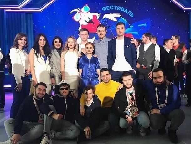 На Первом канале скоро покажут выступление ставропольских квнщиков