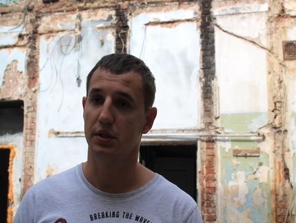 Реставрация ставропольского дома с привидениями, вероятно, сорвана темными силами