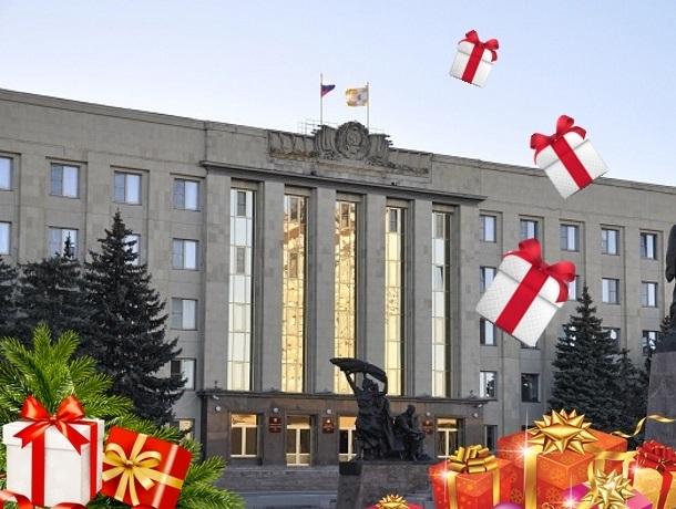 «Пора подумать о подарках»: сувениров почти на полмиллиона рублей хочет заказать правительство Ставрополья