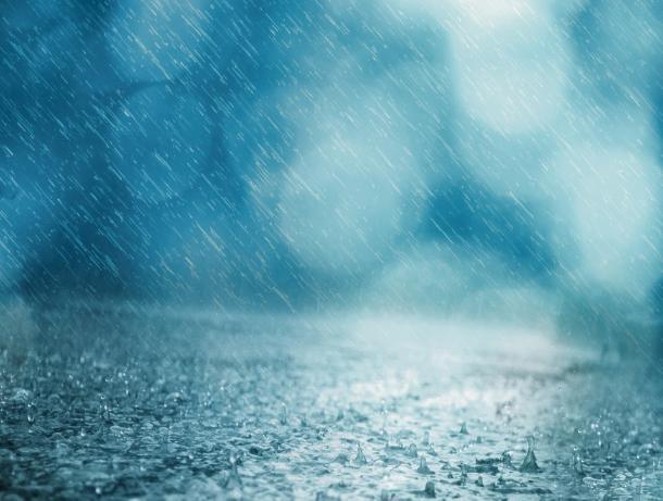 В эти выходные на Ставрополье опять пройдут дожди с градом