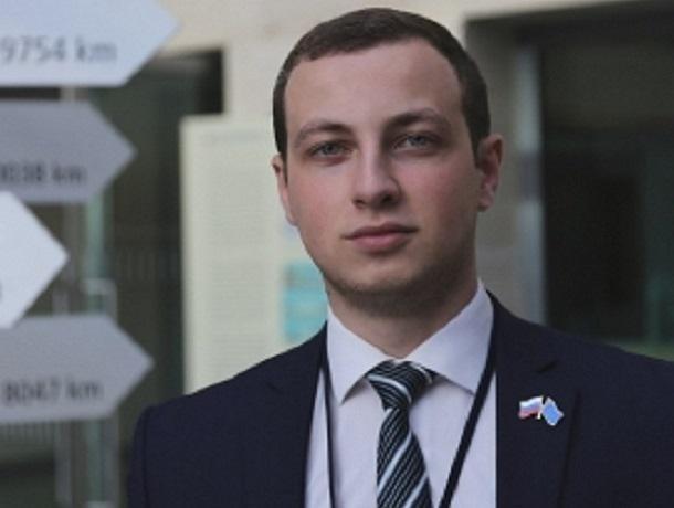 Студент из Пятигорска будет представлять Россию на Конгрессе Cовета Европы