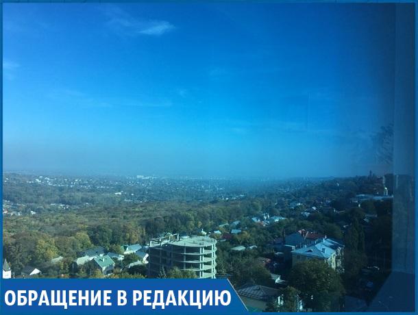Причину окутавшего город дыма с запахом жженых лекарств не смогли объяснить ни в одном ведомстве Ставрополя