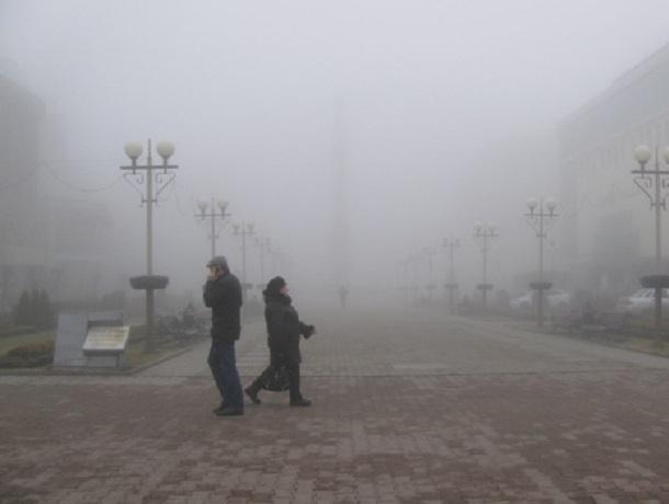 «Замерзший» туман и ухудшение погоды ждут в четверг жителей Ставрополя