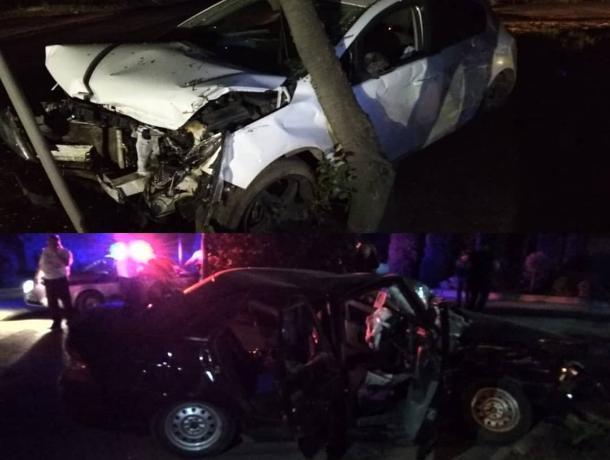 Семья из четырех человек пострадала в ДТП на Ставрополье