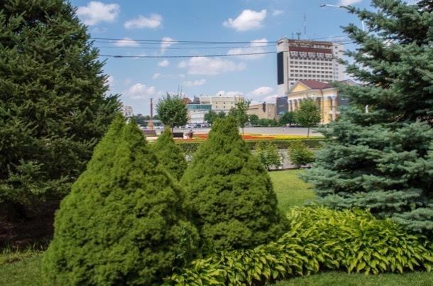 Середина недели в Ставрополе будет солнечной и жаркой