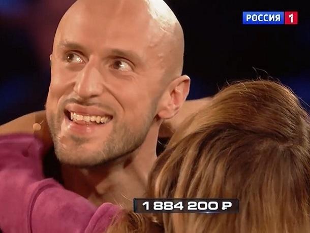 Ставропольский гандболист Константин Игропуло выиграл почти два миллиона рублей на шоу «Стена»
