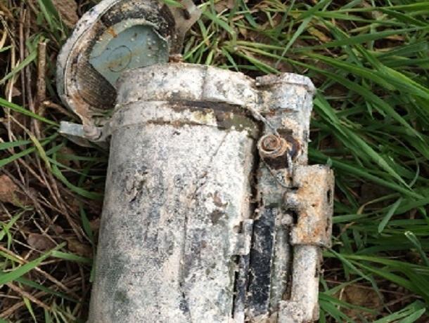 Ручной гранатомет «Муха» обезвредили саперы на Ставрополье