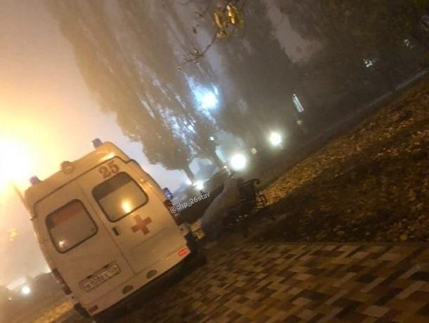 Бездыханное тело мужчины обнаружили на лавочке в Ставрополе