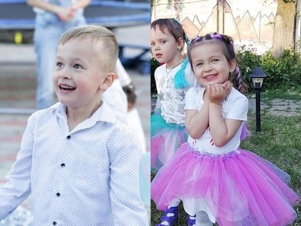Мирослав и Алиса Остапчук в конкурсе «Самая очаровательная улыбка»