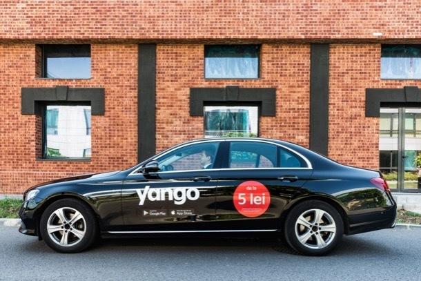 Яндекс.Такси выходит на рынки Румынии и Ганы