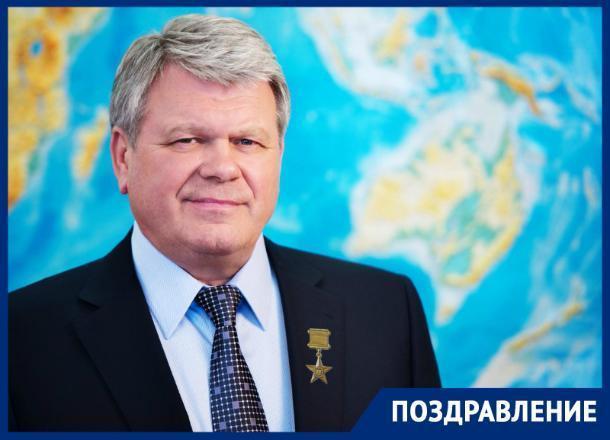 Экс-губернатор Ставрополья Валерий Зеренков празднует день рождения