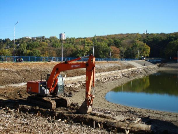 Реконструкция Комсомольского озера может обернуться для Ставрополя потерей деревьев