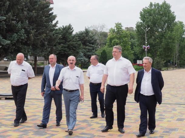 Школы Ставрополья будут отремонтированы в течение пяти лет