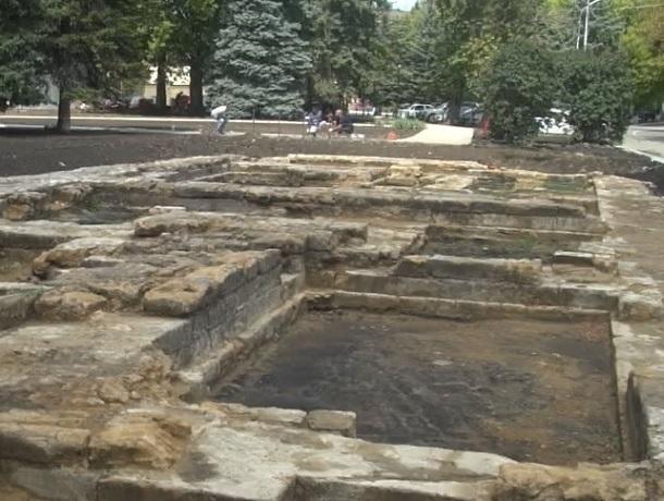 В Ставрополе ведутся раскопки на территории бывшей крепости