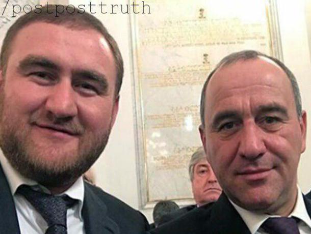 Рауф Арашуков начал сдавать соучастников