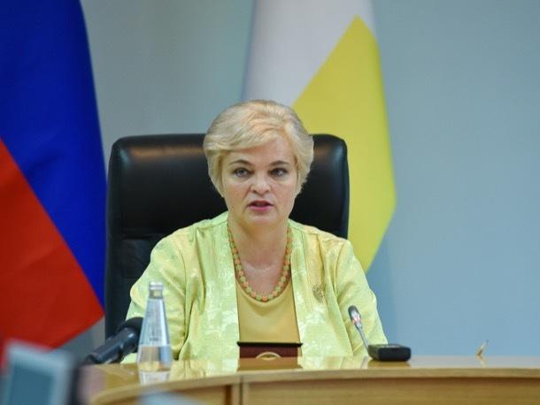 Бывший зампред правительства Ставрополья Ирина Кувалдина предстанет перед судом