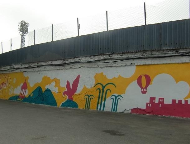 Перед гостями стыдно: обшарпанным стенам «Динамо» в Ставрополе «подмазали глазки»