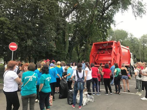 В соревнованиях по плоггингу приняли участие 3 тысячи жителей Невинномысска