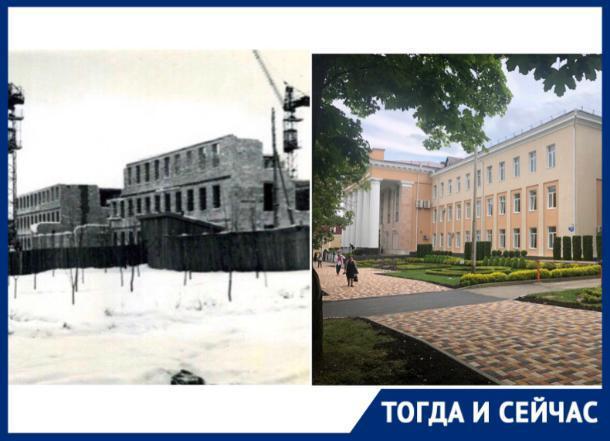 Тогда и сейчас: история Ставропольского медицинского университета