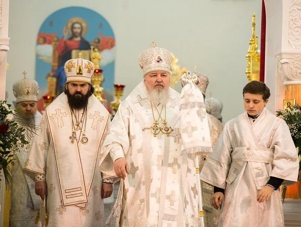 Церемония освящения собора святого равноапостольного князя Владимира прошла в Ставрополе