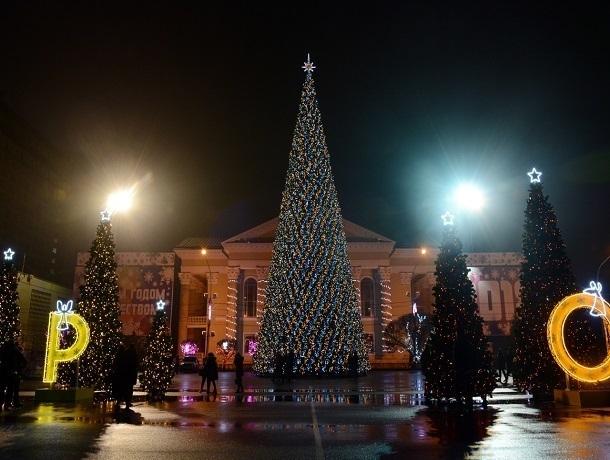 Граждан игостей Ставрополя приглашают встретить Новый год наплощади Ленина