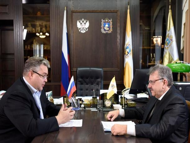 Губернатор Ставрополья поручил проверить горбольницу Пятигорска