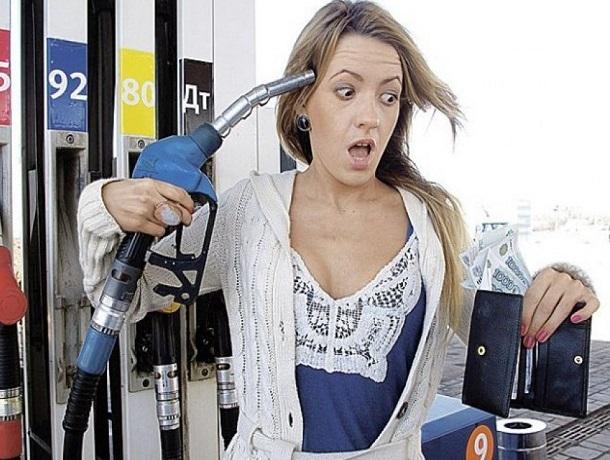 Цены на бензин марок АИ-92 и АИ-95 в Ставрополе выше, чем в Москве