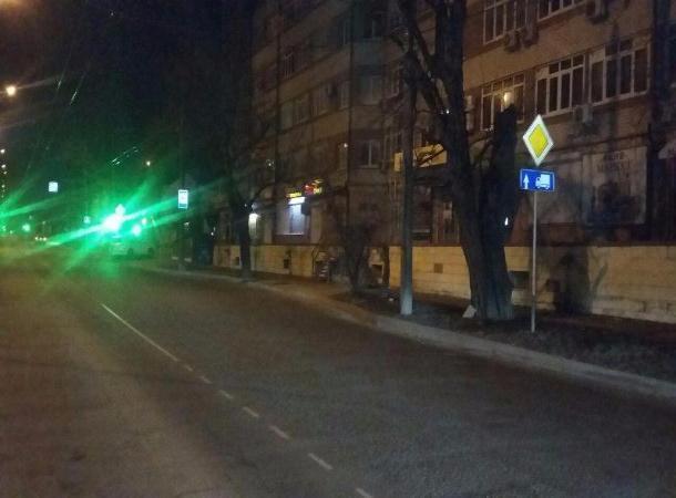 ВСтаврополе шофёр сбил пенсионерку и исчез сместа ДТП