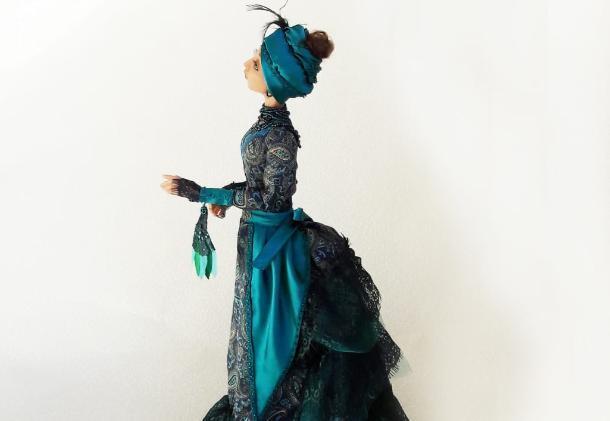 На Ставрополье пройдет выставка кукол со всего мира