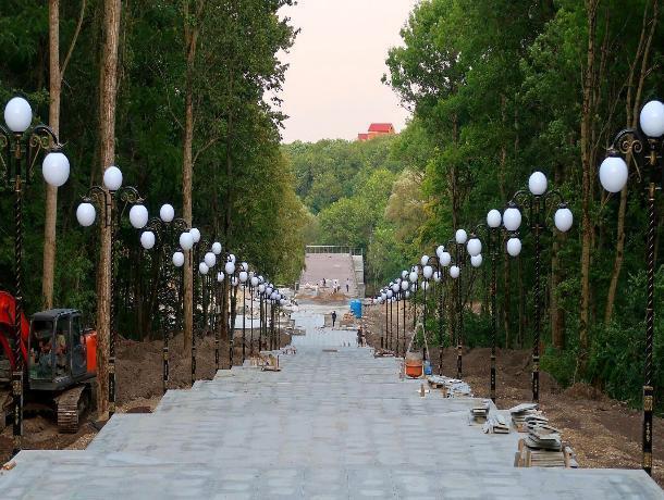 Каскадная лестница в Железноводске станет самой высокой на юге России