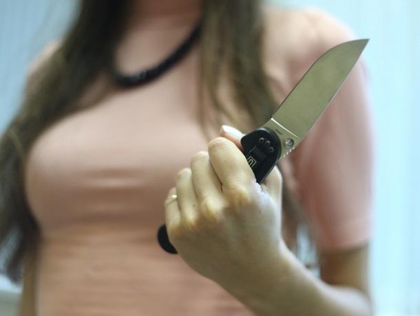 Женщина зарезала собственного мужа на Ставрополье