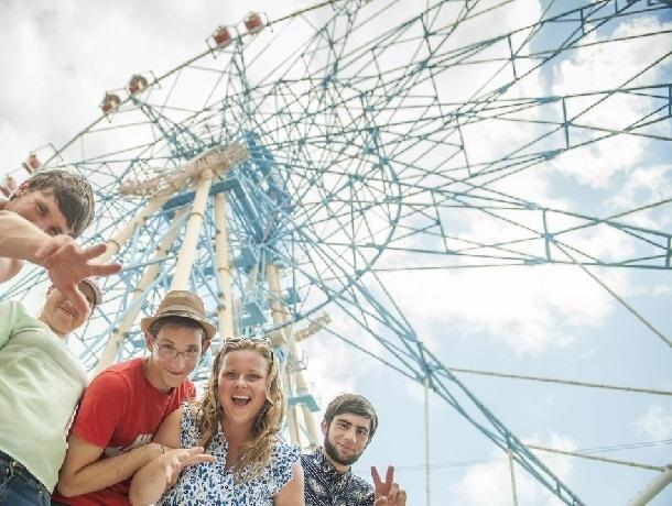 Новое колесо обозрения высотой в 60 метров появится в парке Победы Ставрополя