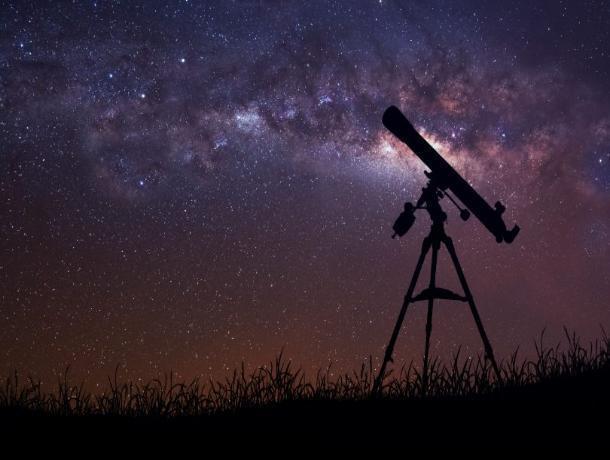 Ставропольчане смогут посмотреть на звездное небо через телескопы